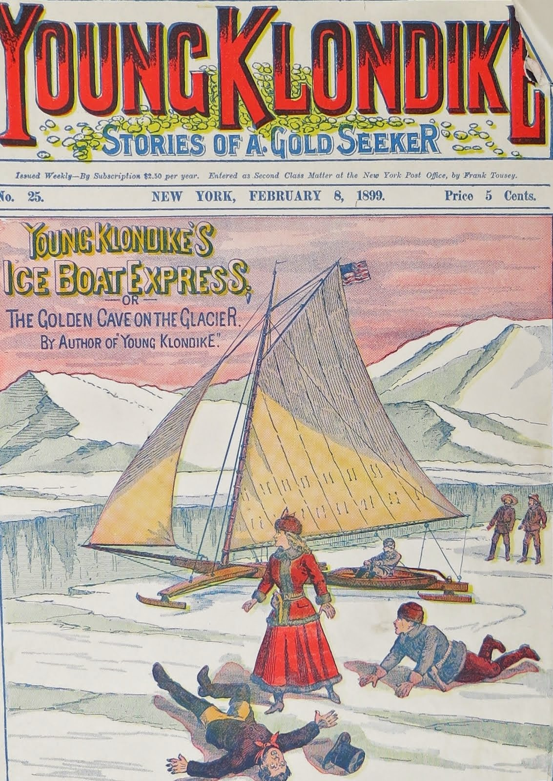 Magazine Cover 1899