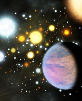 Dua Planet Mengorbit