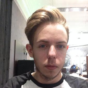 Andrew James - Scottish Beauty Blogger