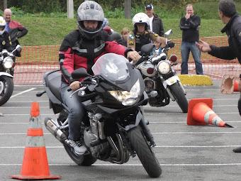 Destaques do Curso Defensivo em Curitiba - PR dia 13 de Abril de 2013.