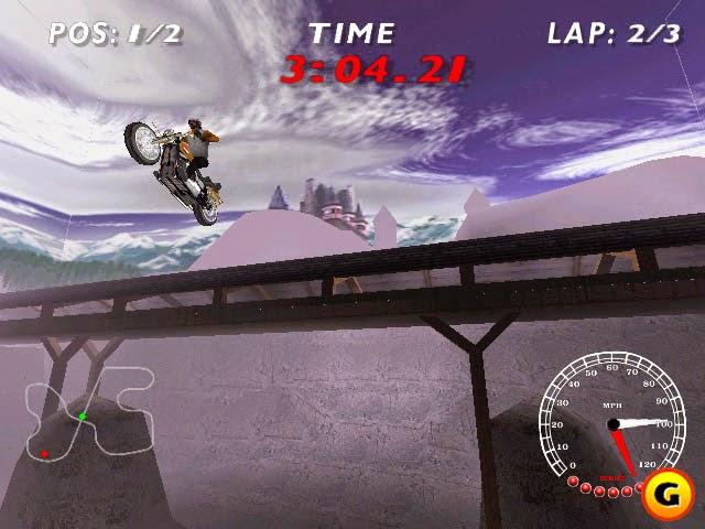 Harley Davidson PC Game