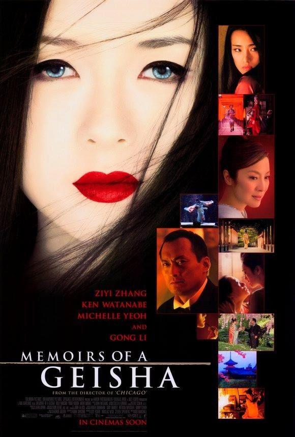 cine memorias de una geisha