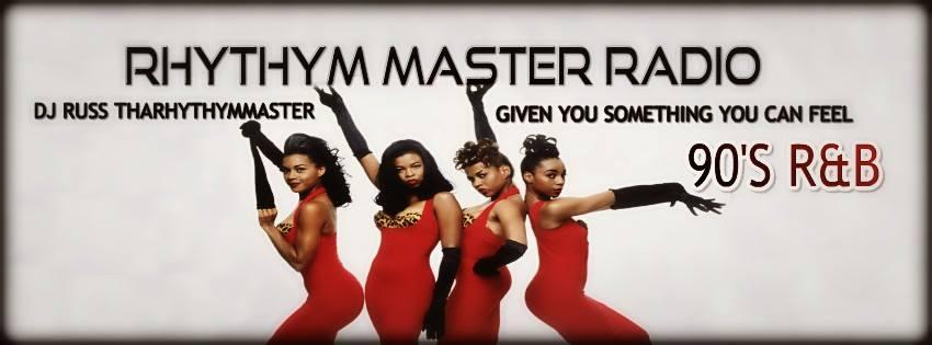 RHYTHM MASTER RADIO 90'S R&B
