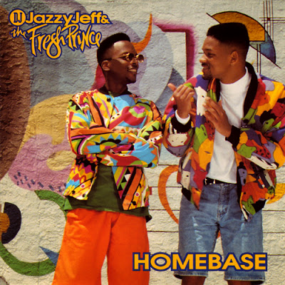 DJ Jazzy Jeff The Fresh Prince - Homebase
