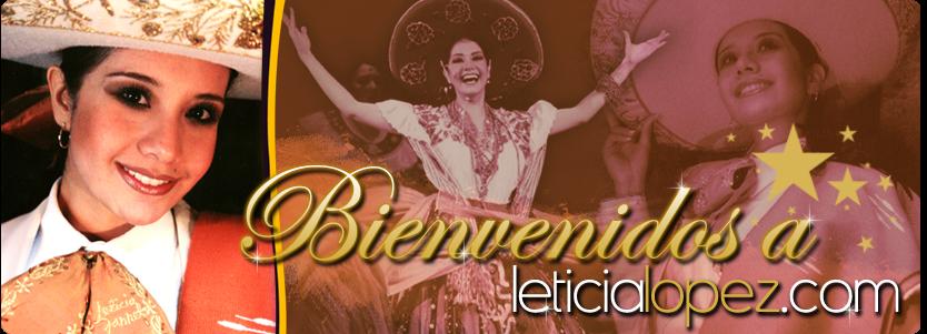 LeticiaLopez.com // Oficial