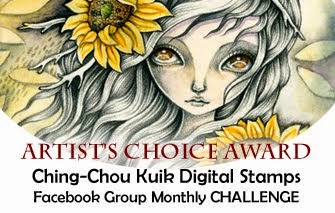 Winner of Artist's Choice Ching-Chou Kuik