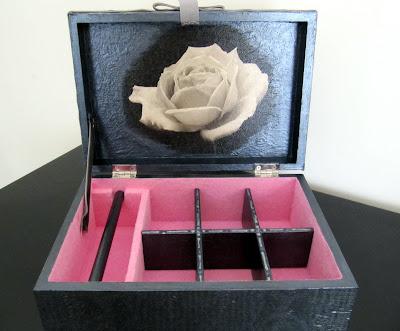 Caixa de bijuteria