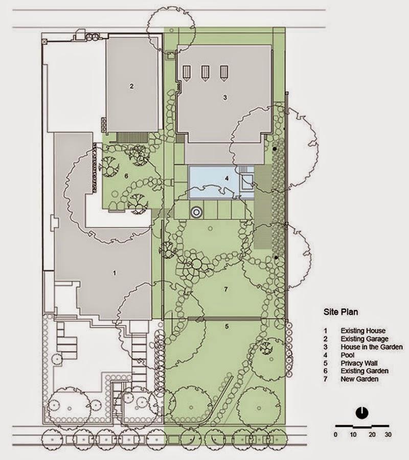 Desain penataan taman menurut fengshui
