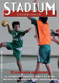 La revista del Stadium Casablanca