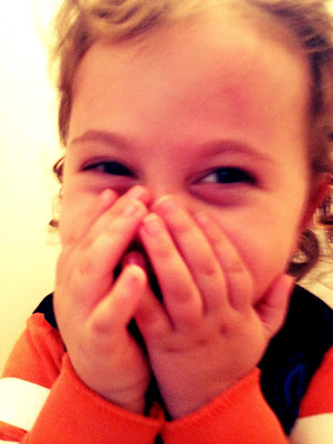Day 123 of The 366 Project, hysterical laughter!