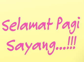 Mutiara Pagi Buat Pacar Paling Romantis Banget, lucu, BBM, Status, SMS
