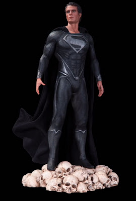 DC Collectibles 1/6 Scale Man of Steel SDCC 2013 Variant Statue