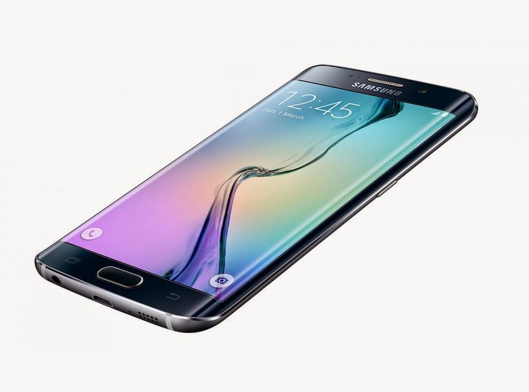 Мобильный телефон Samsung SM-G925F Galaxy S6 Edge 32 Gb Black изящный внешний вид и превосходная оснащенность