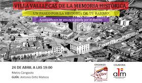 Villa de Vallecas de la memoria histórica