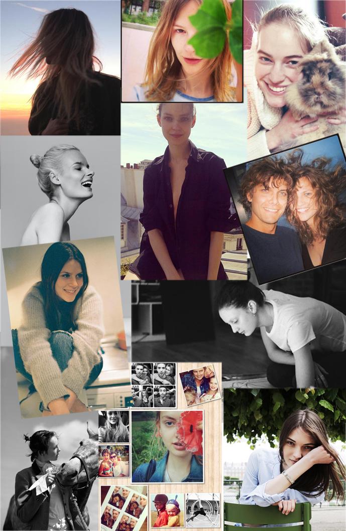 Viva London / Harpers Bazaar Self-Portraits fashion exhibition