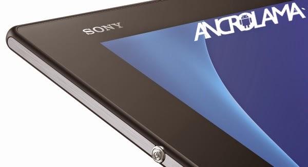 Sony Z3 Tablet Compact Cihazına Ait Özellikler Belli Oldu