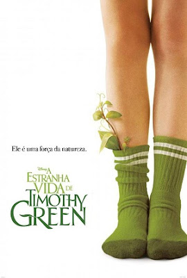 A Estranha Vida de Timothy Green   Dublado Download
