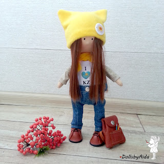 Астана куклы от Аиды