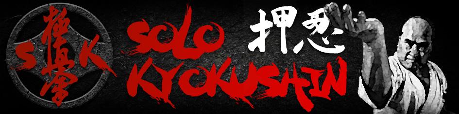 SOLO    KYOKUSHIN