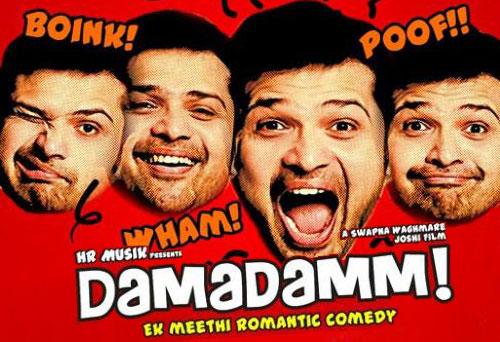 Damadamm (2011) Hindi Movie DVD HD