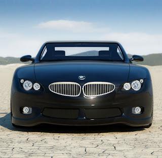BMW M-Zero Concept Pictures