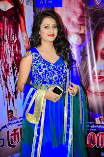 Kanika Tiwari new photos and Stills At Aavi Kumar Movie Audio Launch