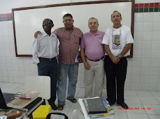 Turma da Pós Graduação em Sergipe Socidade e Cultura na Faculdade Pio X