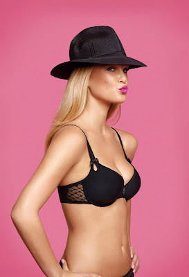 Bar Refaeli - Passionata Fall/Winter 2012
