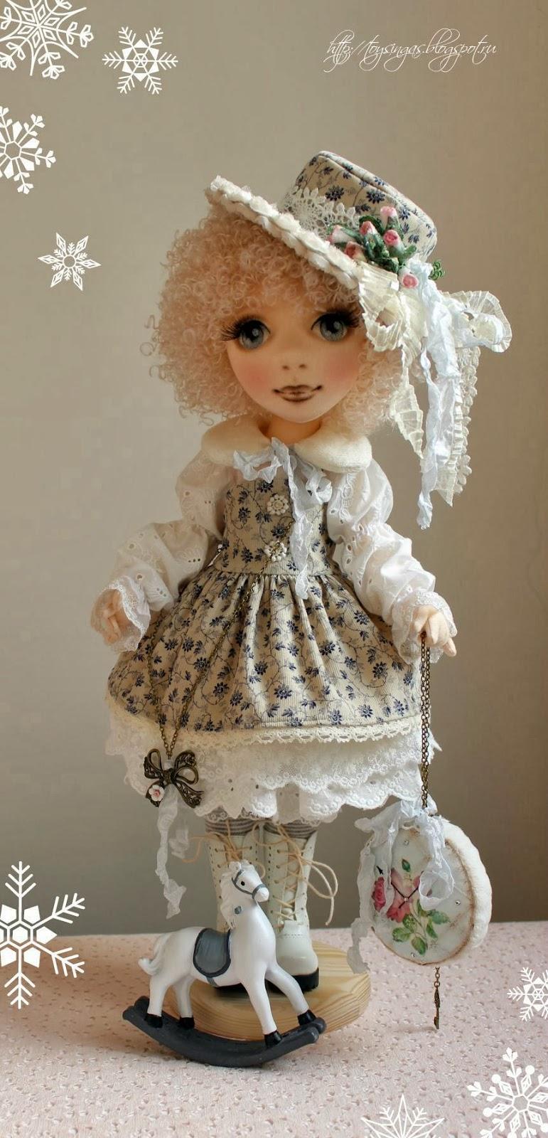 Кукла лиза своими руками