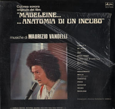 Verso la stratosfera maurizio vandelli 1974 madeleine - La ragazza della porta accanto colonna sonora ...