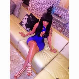 Vera Sidika naked photo