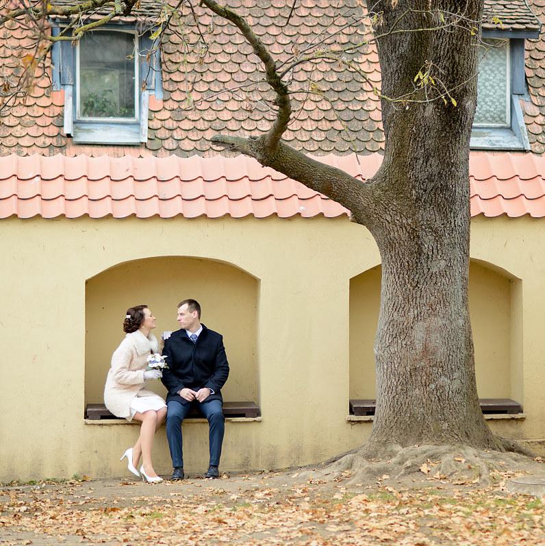 vestuvinės rudenį Kaune