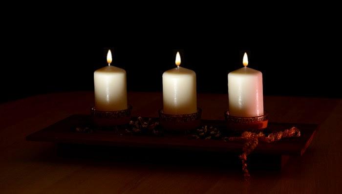 Wir wünschen einen festlichen 3. Advent - Goldiges Rezept