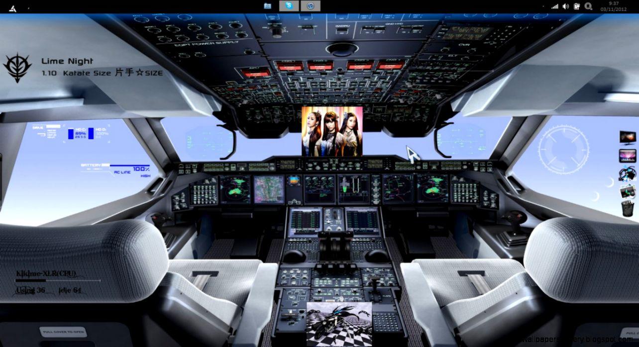 Cockpit Wallpaper   WallpaperSafari
