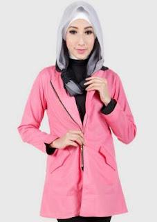 Model Jaket Wanita Muslimah Terbaru Model Baju Busana Muslim Terbaru