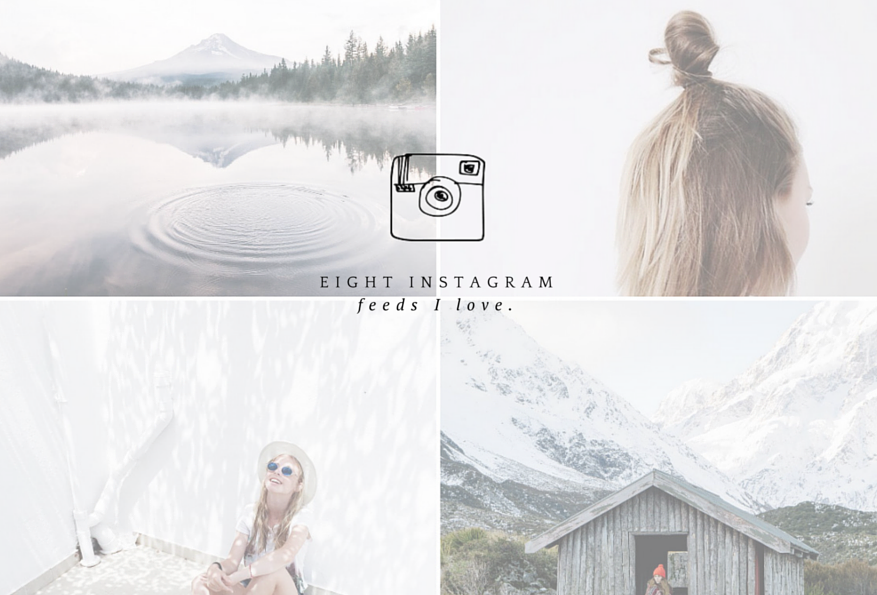 8 Instagram Feeds I Love | A Little Grey