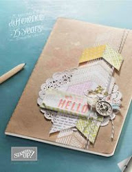 Stampin' Up! Spring Catalogue