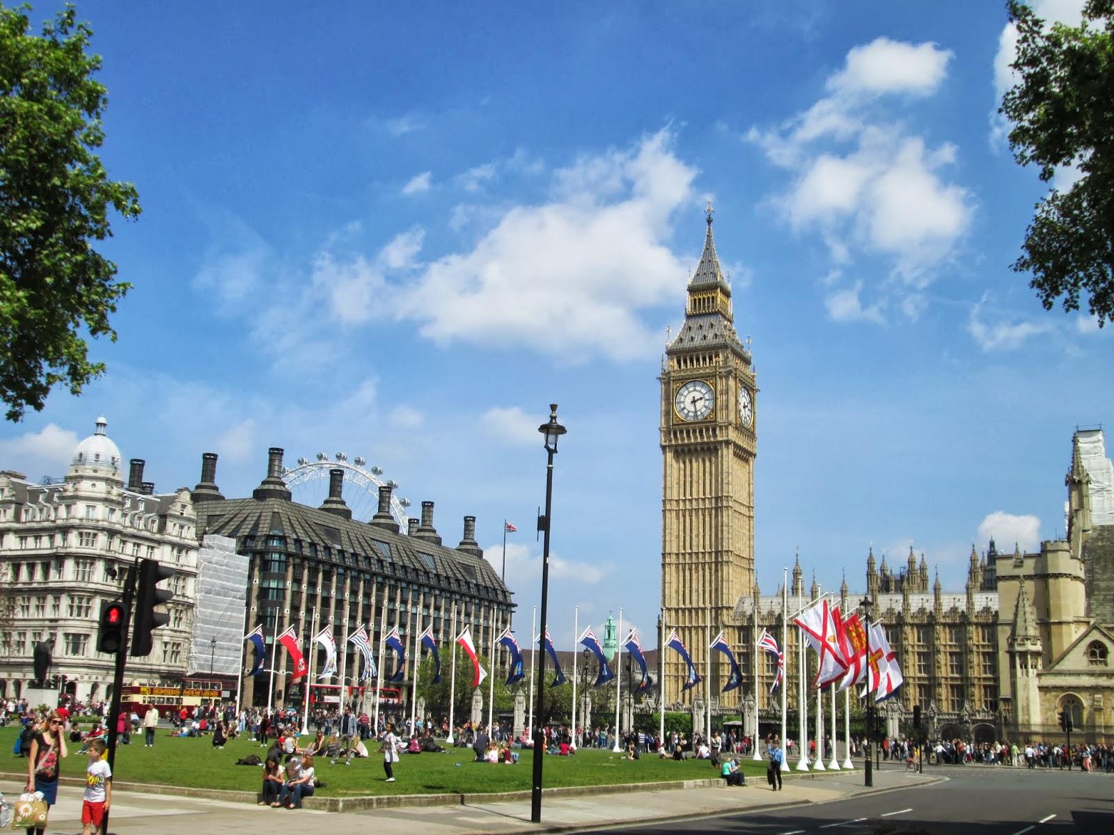 ロンドンもぐもぐログ(略してもぐログ!) ロンドンもぐもぐログ(略してもぐログ!): ロンドン観