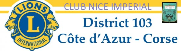 LIONS CLUB NICE IMPERIAL