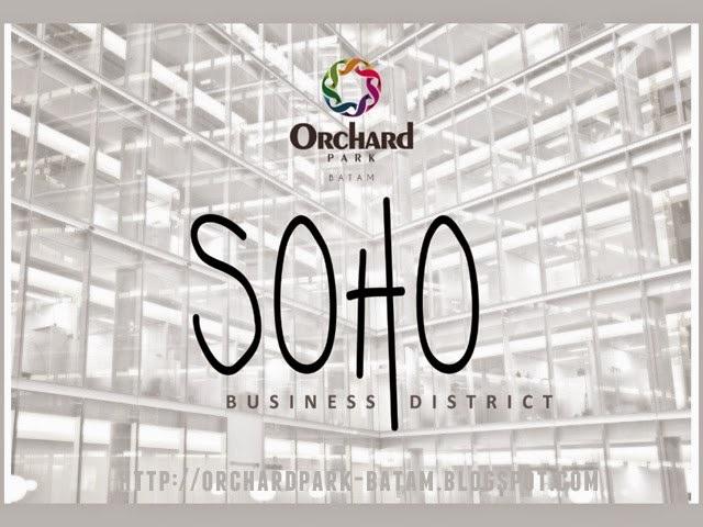 Orchard Park Batam SOHO Brochure 01