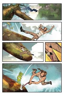 """Cómic: Reseña de """"Tomb Raider vol. #1: En tiempo de brujas"""" de Gail Simone [Aleta Ediciones]."""