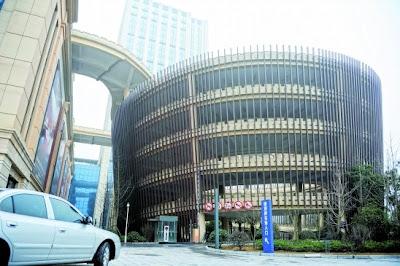 杭州史上最暈停車場