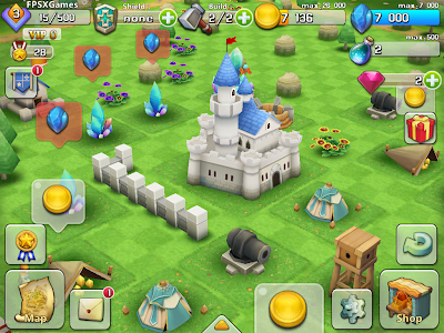 Clash of the Kingdoms IOS game like Clash of Clans