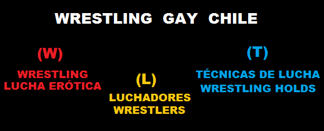 Wrestling-Gay-Chile