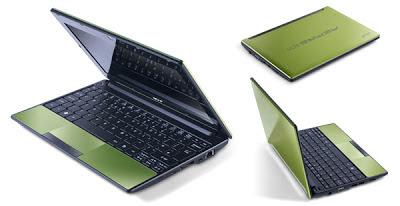 Spesifikasi dan Harga Laptop Acer Aspire One 522