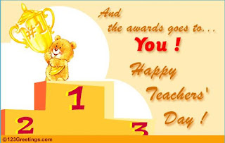 teachers day greeting cards