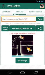InstaGetter - Aplikasi untuk Save Foto dan Video Instagram