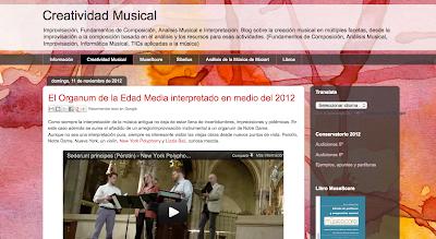 Creatividad Musical en Directoriopax