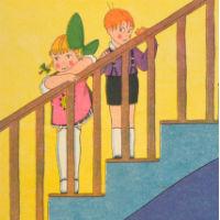 Els nens de la meva escala (1926)