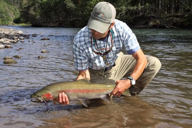 Klickitat River Steelhead